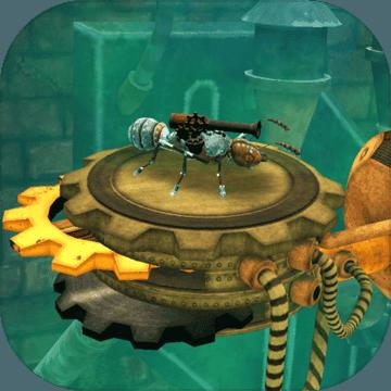 钢铁蚂蚁- 机械蚂蚁的绝地求生之路破解版
