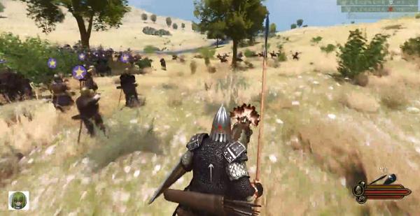騎馬與砍殺2騎兵怎么指揮