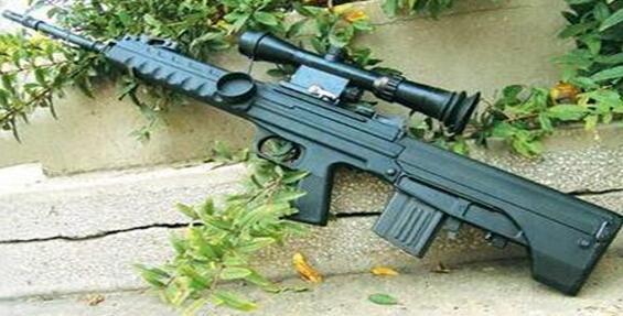 《代号英雄》97式狙击枪详解