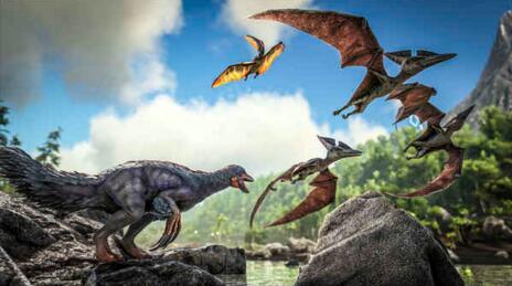 《方舟生存进化手机版》平板配置要求介绍