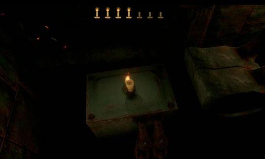 手游蜡烛人第三章第一关图文攻略
