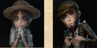 第五人格角色背景故事大全