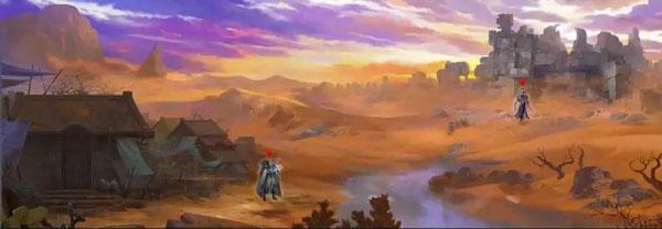 斗气大陆重现《斗破苍穹手游》蛇人沙漠、云岚宗地图正式解锁!