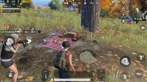 刺激战场野餐音乐是什么 野餐点背景音乐分享