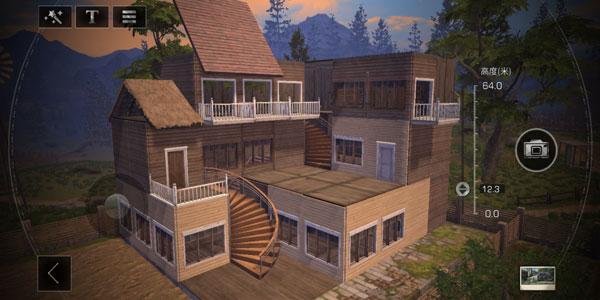 明日之后动作设计图二传别墅设计教程气排球高层别墅详解图片