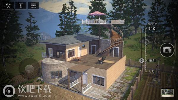 明日之后四级电气v电气图纸好看的四层教程构天正别墅庄园图片