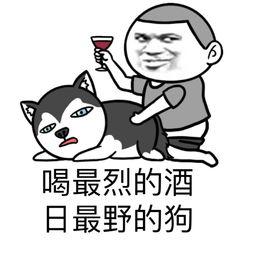 微信朋友们来喝酒表情包