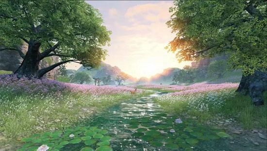 天刀手游今日开测(๑•̀ㅂ•́)و让你处处心动的至美江湖!