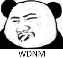 wdnmd什么意思