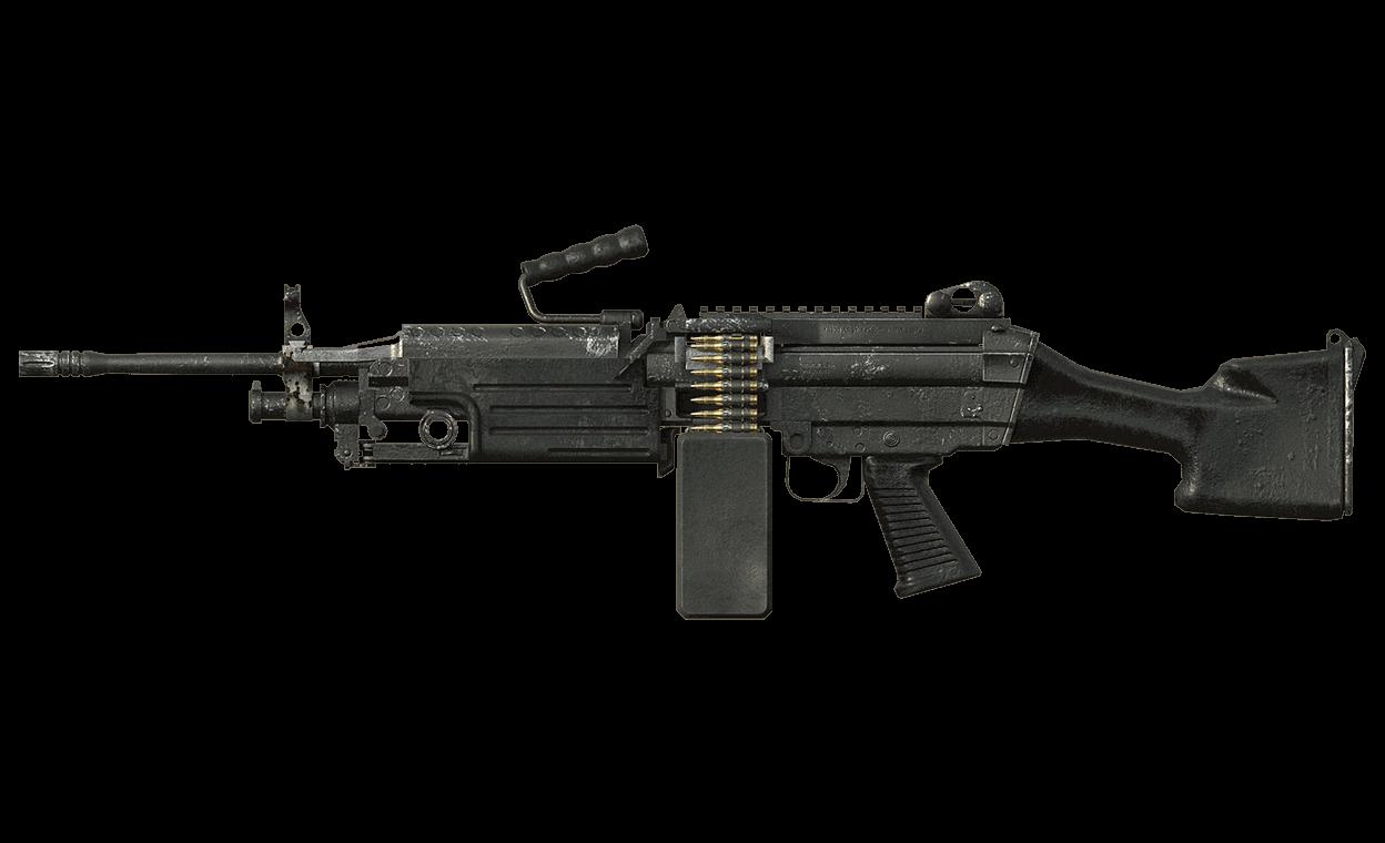 和平精英M249图鉴