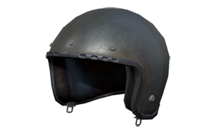 和平精英灰色摩托车头盔图鉴