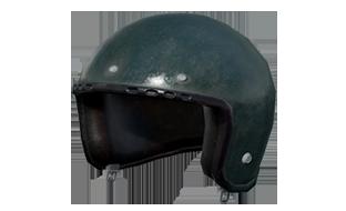 和平精英绿色摩托车头盔图鉴