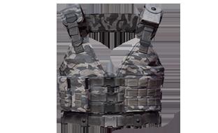 和平精英1级警用防弹衣图鉴