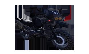 和平精英两轮摩托车图鉴