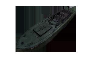 和平精英船图鉴