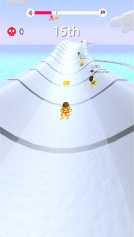 抖音水上滑梯游戏