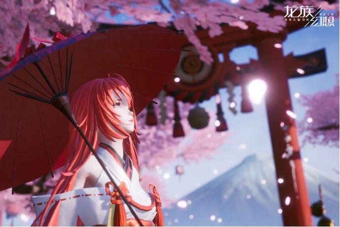 《龙族幻想》7月18日正式开服!不删档正式定档