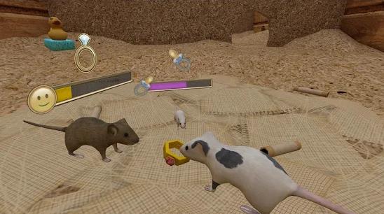 老鼠模拟器