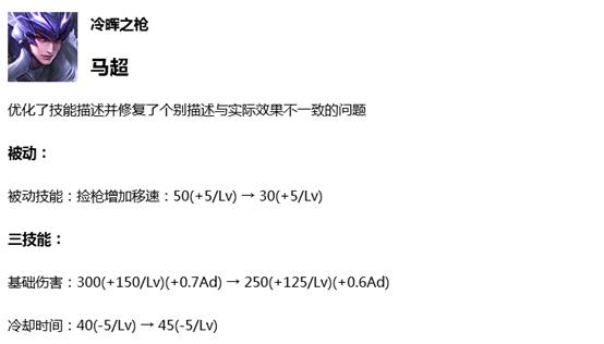 王者荣耀8月7日体验服停机更新公告