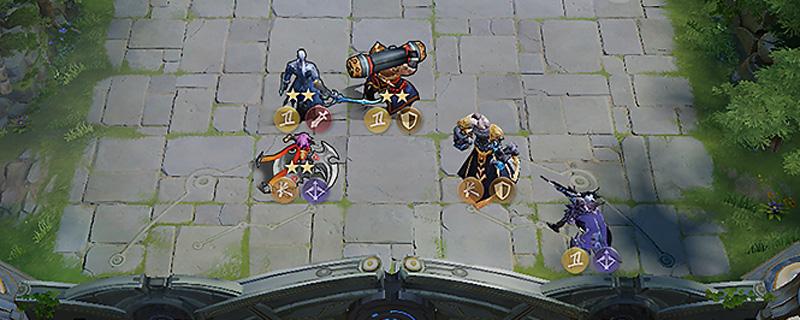 王者模拟战法师阵容搭配