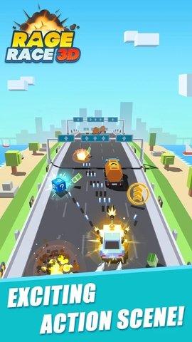 rage race 3D