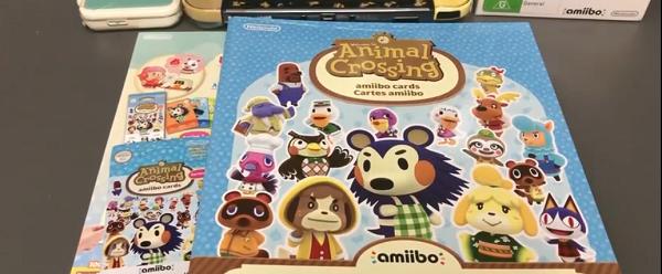 动物森友会amiibo有什么用