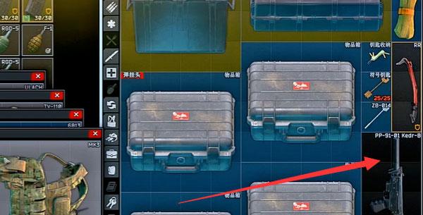 逃離塔科夫怎么增加倉庫空間