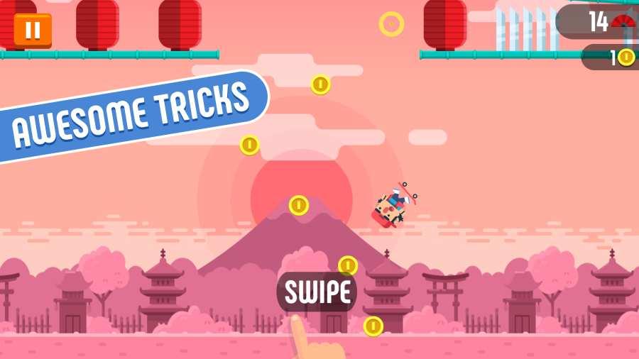 速降滑板游戏下载 速降滑板安卓版下载 软吧下载