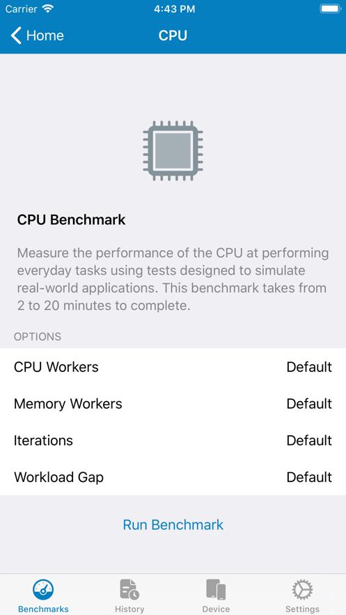 Geekbench 5 Pro